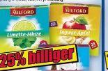 Tee Spezialitäten von Milford