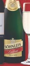 Brillant Jahrgangssekt von Söhnlein