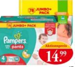 Jumbo Pack von Pampers