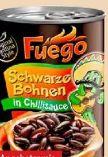 Schwarze Bohnen von Fuego