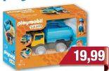 Wassertank-Laster 9144 von Playmobil
