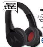 Stereo-Bluetooth-Kopfhörer Pulse Escape von Motorola