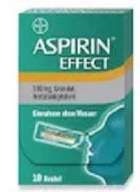 Aspirin Effect von Bayer Healthcare