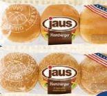 Mega Hamburger Buns von Jaus Bakery
