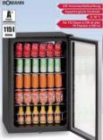 Glastür-Kühlschrank KSG 238 von Bomann