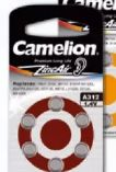 Hörgerätebatterien von Camelion