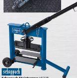 Steintrenner HSC 130 von Scheppach