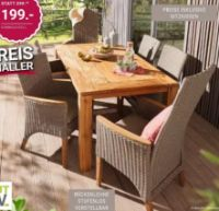 Diningsessel Vaduz von Outliv Gartenmöbel