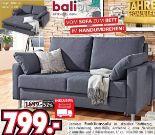Funktionssofa von Bali Möbel