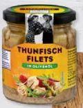 Thunfischfilets von Españisimo