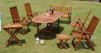 Akazienholzmöbel-Set ECO von Consul Garden