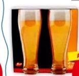 Weizenbierglas von Ritzenhoff & Breker