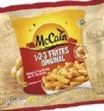 1-2-3 Frites von McCain