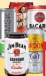 Bourbon Whiskey & Cola von Jim Beam