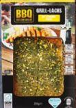 Grill-Lachs von BBQ