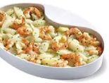 Spargel-Garnelen-Salat