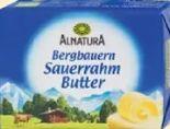 Bio Bergbauern Sauerrahm Butter von Alnatura