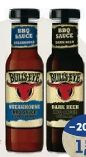 Steakhouse BBQ Sauce von Bull's  Eye