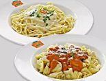 Pasta-Gerichte von Globus