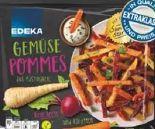 Gemüse Pommes von Edeka