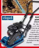 Rüttelplatte HP 800s von Scheppach