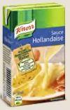 Tafelfertige Saucen von Knorr