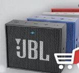 Bluetooth-Lautsprecher Go von JBL