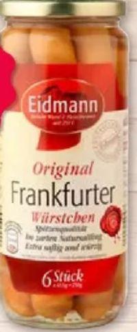 Original Frankfurter Würstchen von Eidmann