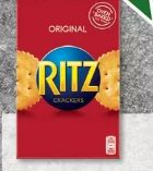 Crackers Original von Ritz