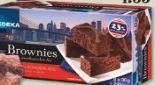 Brownies von Edeka