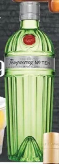 No. Ten London Dry Gin von Tanqueray