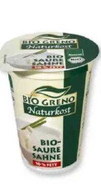 Bio Saure Sahne von BioGreno