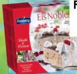 Eiscremetorte Eis Nobless von Femeg