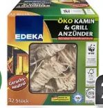 Öko Kamin- & Grill-Anzünder von Edeka