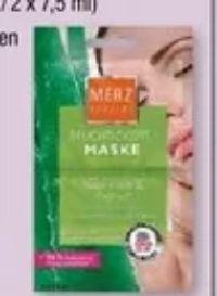Pflege Masken von Merz Spezial