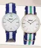 Armbanduhr Maritim von Mebus