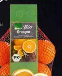 Bio-Orangen von Edeka Bio