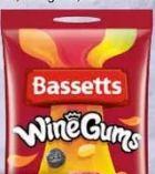 Wine Gums von Bassetts
