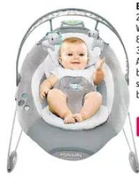 Babywippe Orson von ingenuity