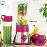 Smoothie-Mixer-Set von PowerTec Kitchen