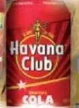 Cola & Lime von Havana Club