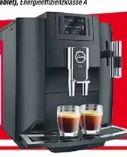 Kaffee-Vollautomat E80 von Jura