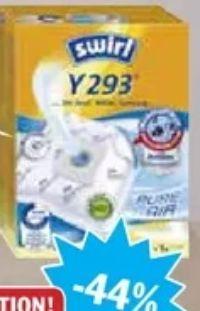 Staubsaugerbeutel Y 293 von Swirl
