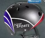Skater-Helm von New Sports