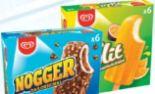 Eis-Multipackung von Langnese