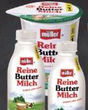 Reine Buttermilch von Müller