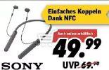 Kopfhörer WI-C400 von Sony