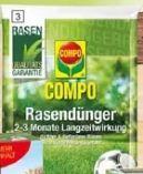 Rasendünger von Compo