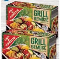 Grill Gemüse von Gut & Günstig