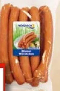 Wiener Würstchen von Nordisch